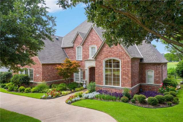 413 Borders Court, Southlake, TX 76092 (MLS #14134387) :: RE/MAX Town & Country