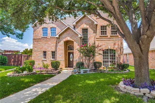 8264 Mura Drive, Plano, TX 75025 (MLS #14134389) :: Lynn Wilson with Keller Williams DFW/Southlake