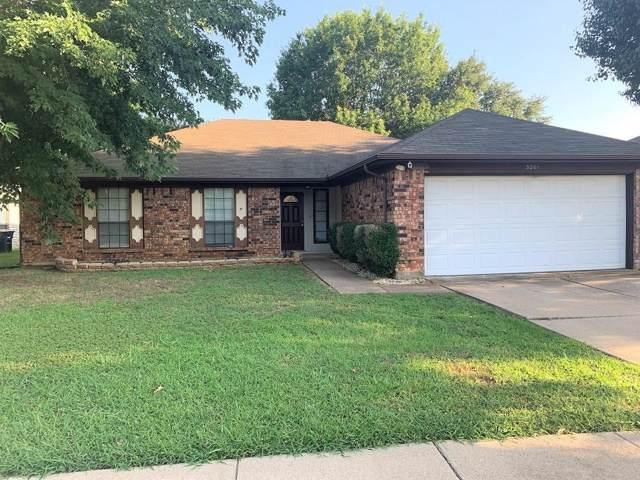 3201 Fairmeadows Lane, Fort Worth, TX 76123 (MLS #14134406) :: Lynn Wilson with Keller Williams DFW/Southlake