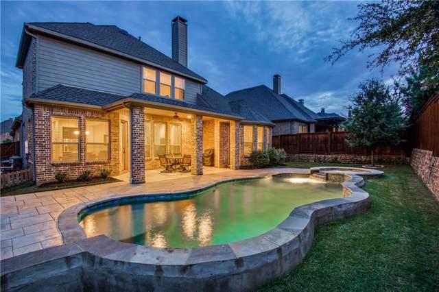 1401 Verbena Lane, Lantana, TX 76226 (MLS #14134411) :: Real Estate By Design