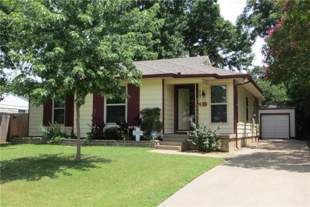 2506 W 5th Street, Irving, TX 75060 (MLS #14134436) :: Kimberly Davis & Associates