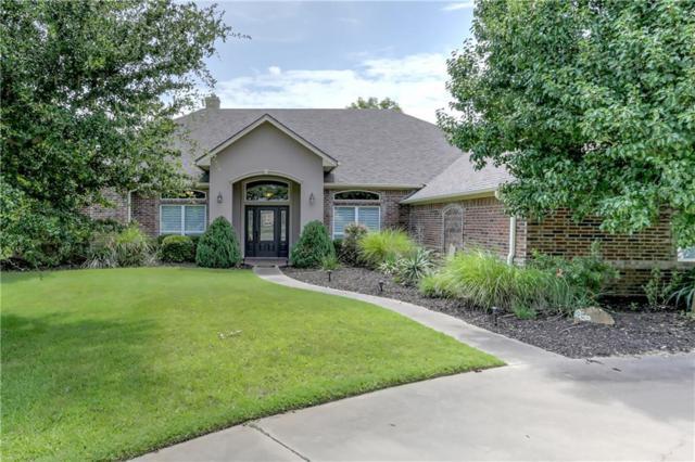 6401 Colonial Drive, Granbury, TX 76049 (MLS #14134462) :: Team Hodnett