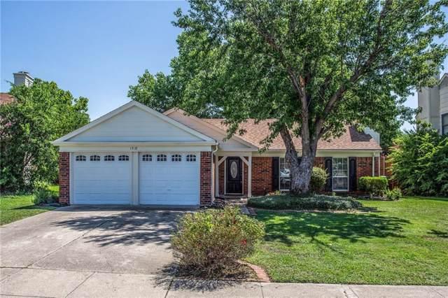 1512 Homestead Street, Flower Mound, TX 75028 (MLS #14134469) :: Team Tiller