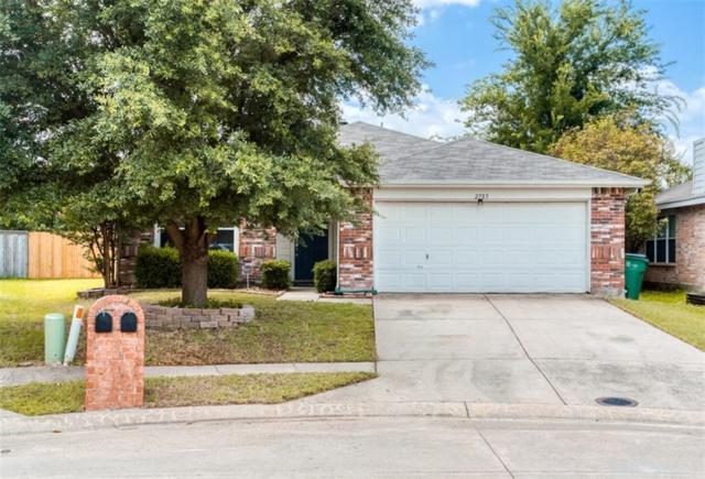 2703 Prairie Creek Drive, Mckinney, TX 75071 (MLS #14134472) :: Robbins Real Estate Group