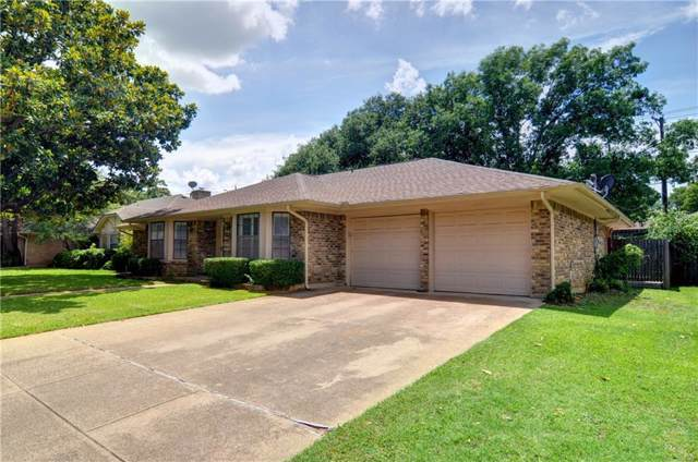 2506 Radcliffe Drive, Arlington, TX 76012 (MLS #14134530) :: Lynn Wilson with Keller Williams DFW/Southlake
