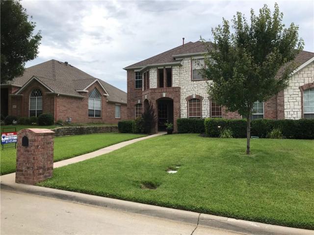 2911 Saint Maria Drive, Mansfield, TX 76063 (MLS #14134538) :: The Tierny Jordan Network