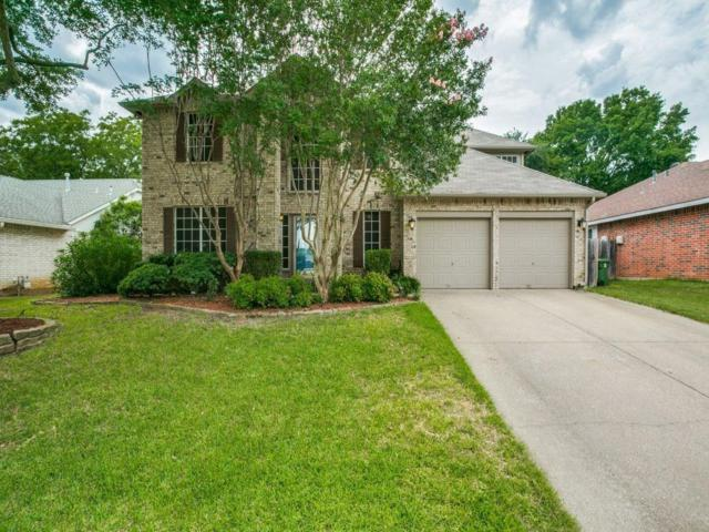 2146 Willowood Drive, Grapevine, TX 76051 (MLS #14134574) :: RE/MAX Town & Country