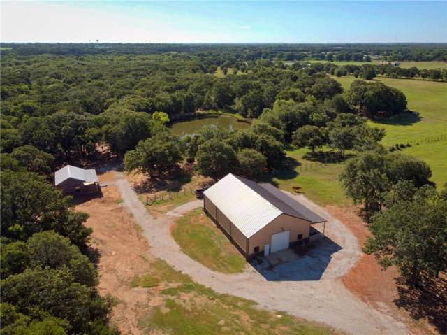7160 W Line Road, Collinsville, TX 76233 (MLS #14134595) :: Lynn Wilson with Keller Williams DFW/Southlake