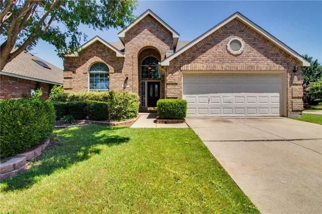 1237 Mallard Creek, Aubrey, TX 76227 (MLS #14134596) :: Real Estate By Design