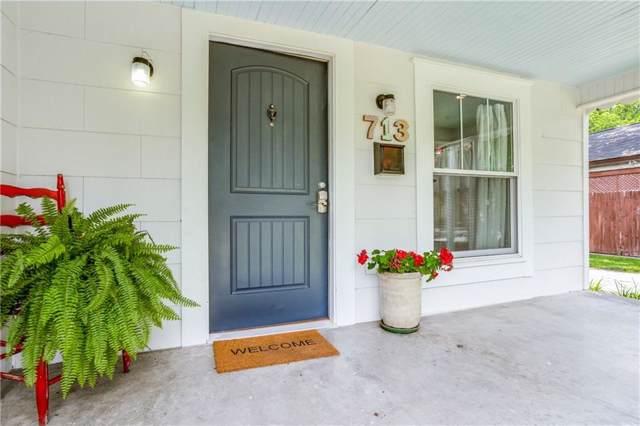 713 N Kentucky Street, Mckinney, TX 75069 (MLS #14134600) :: Kimberly Davis & Associates