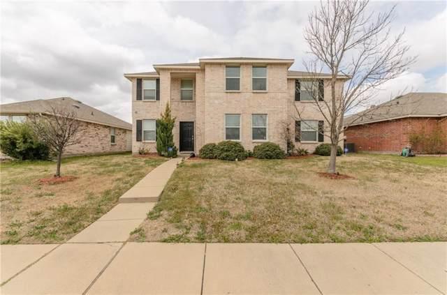 2709 Lake Terrace Drive, Wylie, TX 75098 (MLS #14134633) :: Lynn Wilson with Keller Williams DFW/Southlake