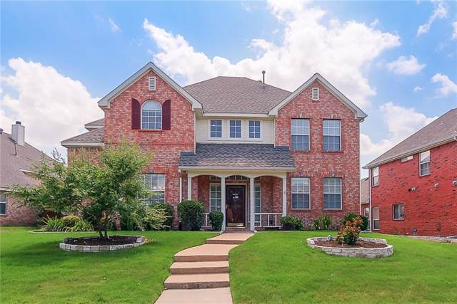 8217 Mura Drive, Plano, TX 75025 (MLS #14134634) :: RE/MAX Town & Country
