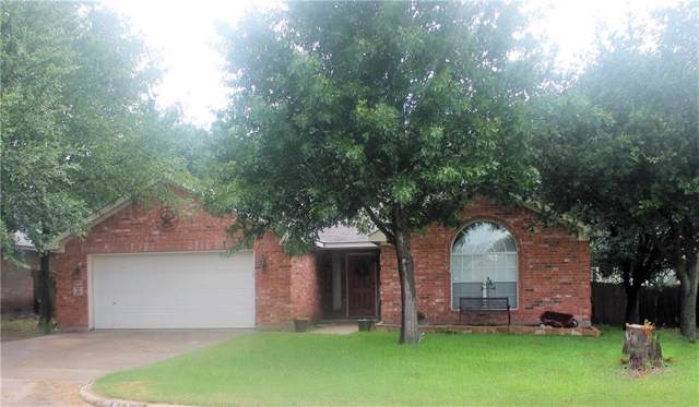 213 Whitestone Way, Weatherford, TX 76085 (MLS #14134646) :: Kimberly Davis & Associates
