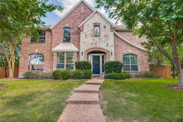 1814 Baltimore Drive, Allen, TX 75002 (MLS #14134670) :: RE/MAX Town & Country