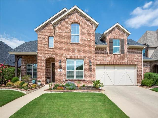 125 Birdcall Lane, Argyle, TX 76226 (MLS #14134671) :: HergGroup Dallas-Fort Worth