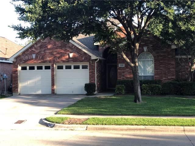 4508 Coconino Court, Fort Worth, TX 76137 (MLS #14134684) :: Lynn Wilson with Keller Williams DFW/Southlake