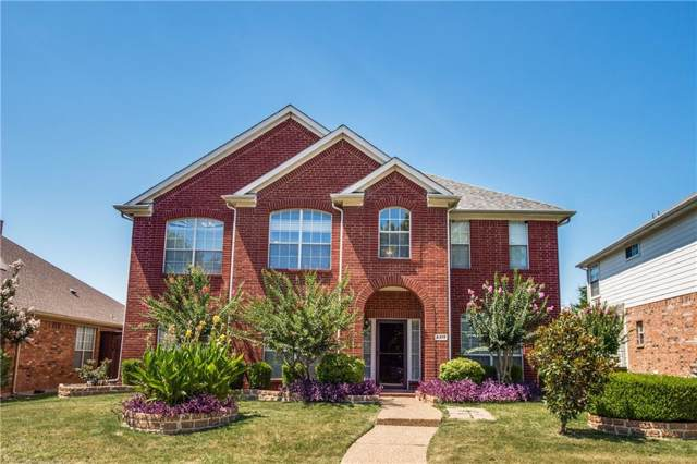 4417 Stromboli Drive, Plano, TX 75093 (MLS #14134696) :: Vibrant Real Estate