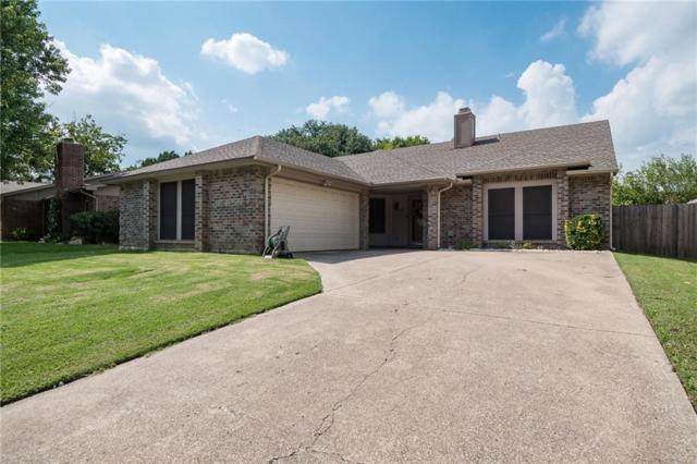 4317 Crabapple Street, Fort Worth, TX 76137 (MLS #14134700) :: Lynn Wilson with Keller Williams DFW/Southlake