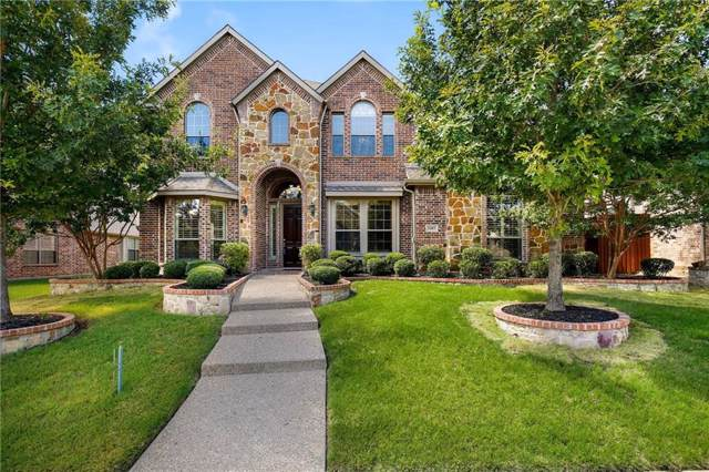 1005 Bandelier Drive, Allen, TX 75013 (MLS #14134705) :: RE/MAX Town & Country