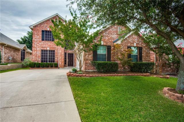 633 Wyndham Circle, Keller, TX 76248 (MLS #14134738) :: RE/MAX Town & Country