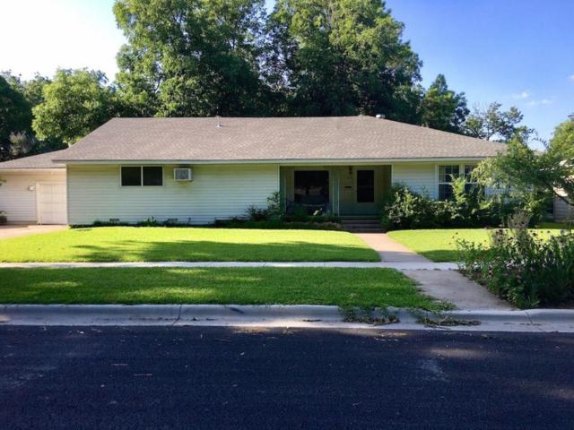606 Emery Street, Denton, TX 76201 (MLS #14134748) :: Kimberly Davis & Associates