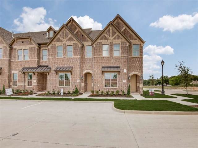 4122 Shavano Drive, Frisco, TX 75034 (MLS #14134750) :: Vibrant Real Estate