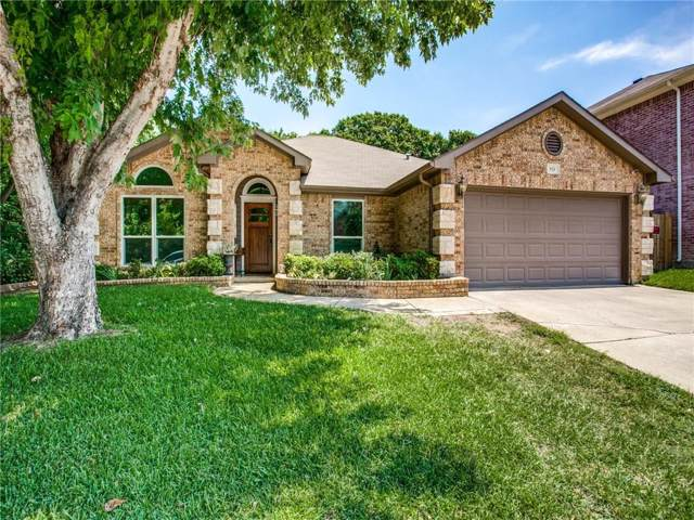 920 Chancellorsville Parkway, Grand Prairie, TX 75052 (MLS #14134753) :: RE/MAX Town & Country