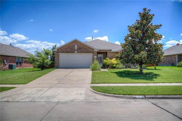 1307 Huntsville Drive, Wylie, TX 75098 (MLS #14134775) :: Century 21 Judge Fite Company