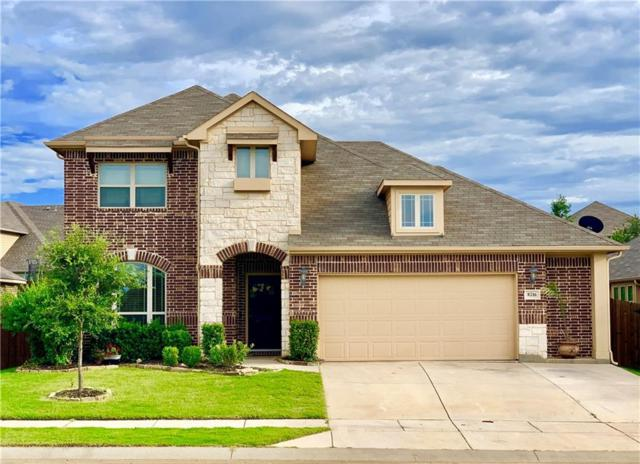 8216 Spitfire Trail, Aubrey, TX 76227 (MLS #14134785) :: Real Estate By Design