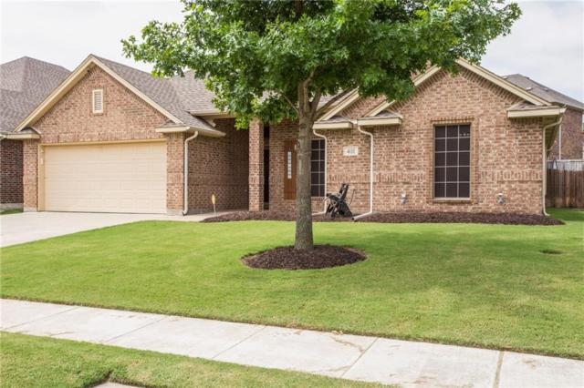 401 Merced Street, Burleson, TX 76028 (MLS #14134799) :: RE/MAX Town & Country