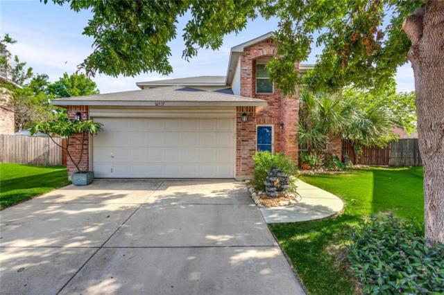 16537 Alena Court, Fort Worth, TX 76247 (MLS #14134828) :: RE/MAX Town & Country