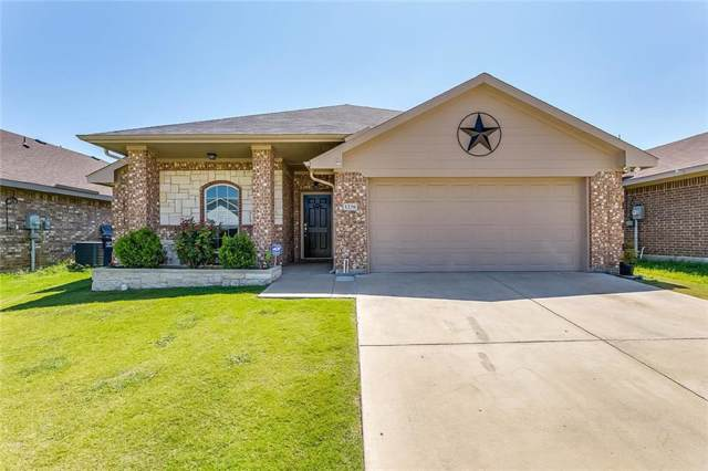 1236 Camden Yard Drive, Fort Worth, TX 76028 (MLS #14134840) :: RE/MAX Town & Country