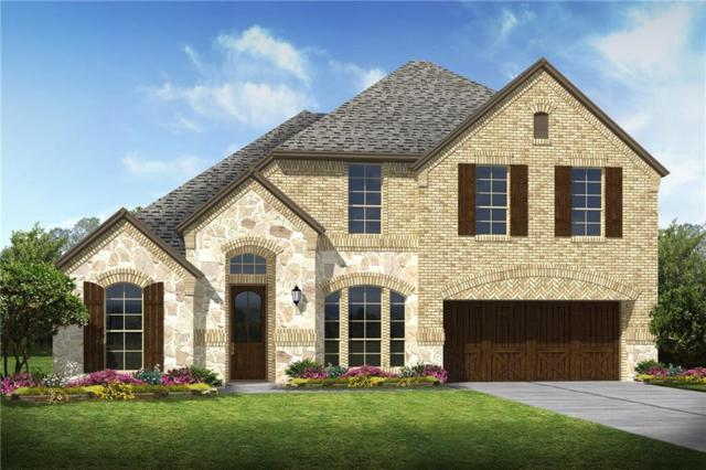 11378 Bull Head Lane, Flower Mound, TX 76262 (MLS #14134848) :: Real Estate By Design