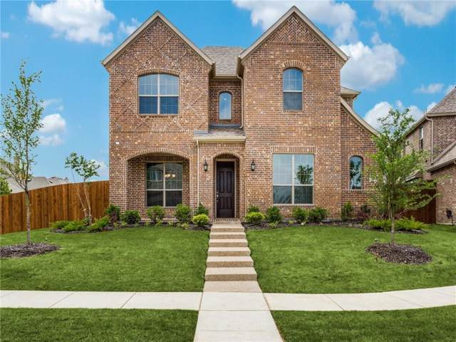 7519 Paddock Trail, Sachse, TX 75048 (MLS #14134860) :: RE/MAX Town & Country