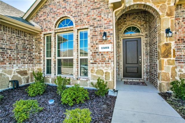 1505 Burlingame Drive, Rockwall, TX 75087 (MLS #14134864) :: RE/MAX Town & Country