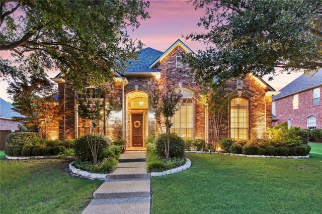 6040 Van Horn Lane, Frisco, TX 75034 (MLS #14134888) :: RE/MAX Town & Country