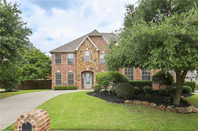 2624 Huntly Lane, Flower Mound, TX 75022 (MLS #14134892) :: RE/MAX Town & Country