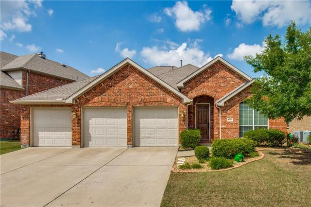 8735 Dayton Drive, Lantana, TX 76226 (MLS #14134918) :: Century 21 Judge Fite Company