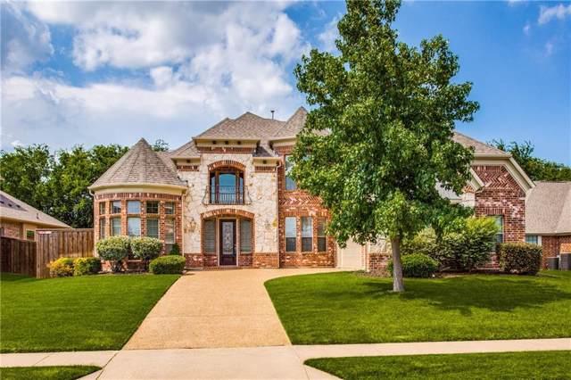 1721 Springlake Drive, Prosper, TX 75078 (MLS #14134926) :: Real Estate By Design