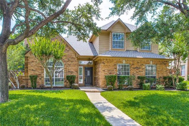 4211 Harvest Hill Court, Carrollton, TX 75010 (MLS #14134931) :: RE/MAX Town & Country