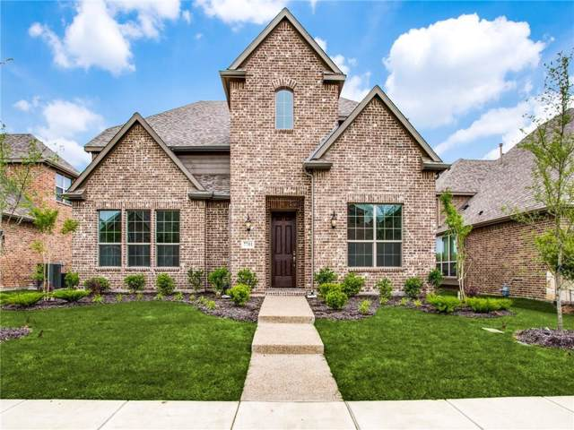 7701 Paddock Trail, Sachse, TX 75048 (MLS #14134947) :: RE/MAX Town & Country