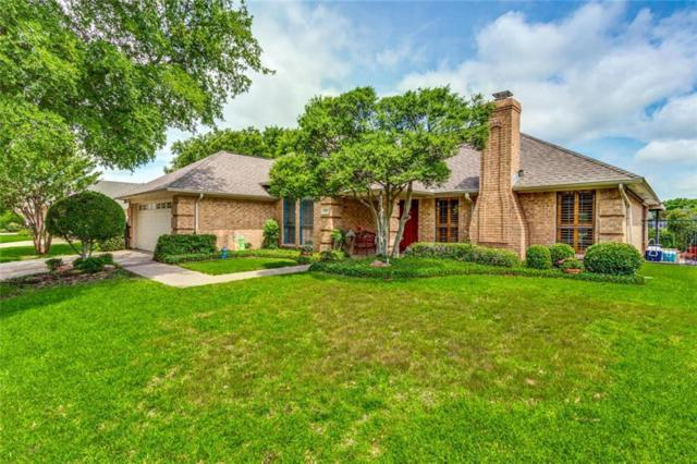 2517 Woodfield Way, Bedford, TX 76021 (MLS #14134958) :: RE/MAX Town & Country