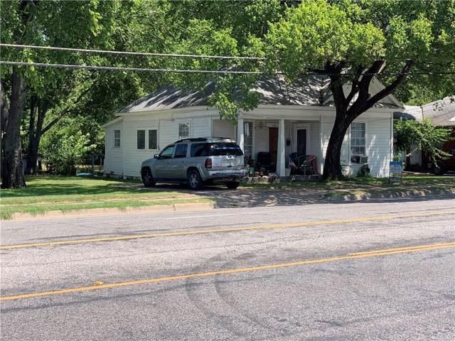 1123 1/2 E Henderson Street, Cleburne, TX 76031 (MLS #14134969) :: Lynn Wilson with Keller Williams DFW/Southlake