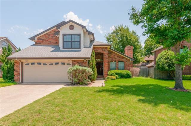 4145 Woodland Court, Grapevine, TX 76051 (MLS #14134978) :: RE/MAX Town & Country