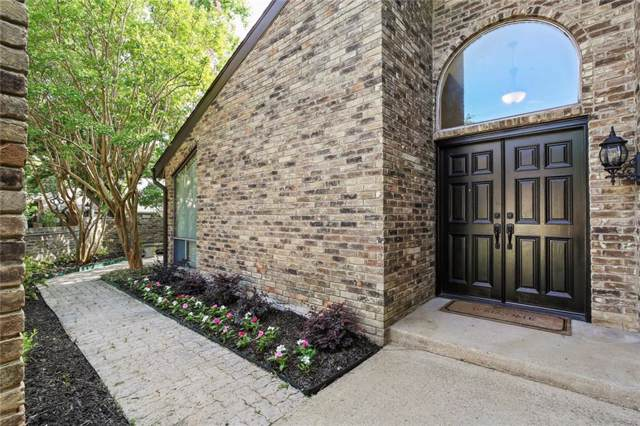 6047 Glen Heather Drive, Dallas, TX 75252 (MLS #14135008) :: RE/MAX Town & Country