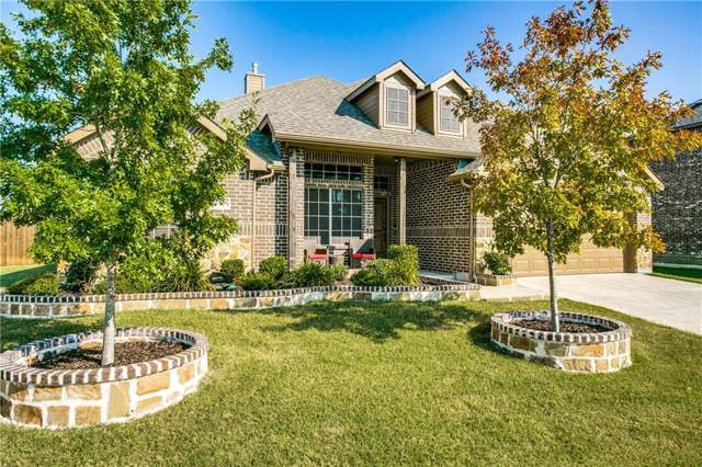 516 Clemson Lane, Forney, TX 75126 (MLS #14135012) :: RE/MAX Town & Country