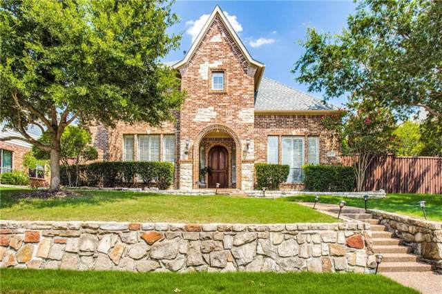 6612 Shady Point Drive, Plano, TX 75024 (MLS #14135014) :: RE/MAX Town & Country
