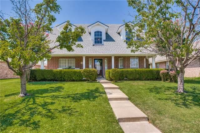 10602 Huntington Road, Frisco, TX 75035 (MLS #14135067) :: Lynn Wilson with Keller Williams DFW/Southlake