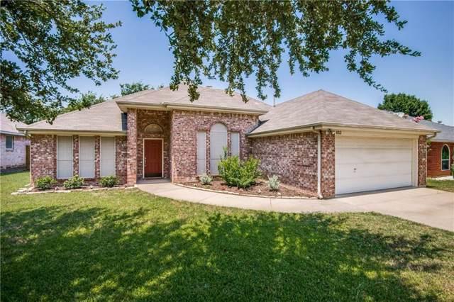 653 Blair Drive, Lewisville, TX 75057 (MLS #14135073) :: Vibrant Real Estate