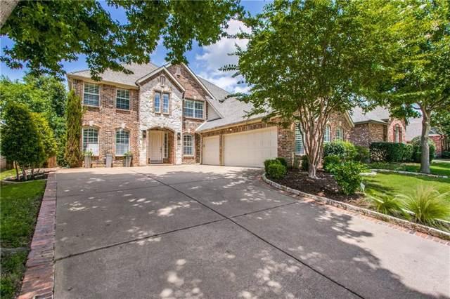 4204 Marbella Drive, Flower Mound, TX 75022 (MLS #14135077) :: Lynn Wilson with Keller Williams DFW/Southlake